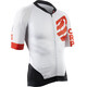 Compressport Cycling On/Off Maillot Jersey Unisex White